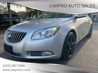 Buick-Regal-2011 Chesapeake