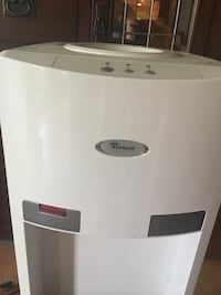 Whirlpool hot / cold water dispenser 832 mi