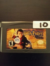 Gameboy Advance Harry Potter & the Chamber of Secr Vaughan, L4L