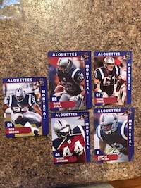 Alouettes Cards