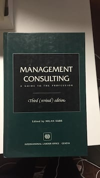 Management consulting textbook Chicago, 60601
