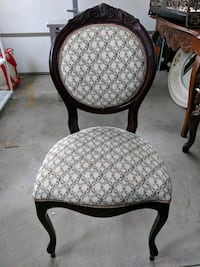 Victorian Style Occasional Chair For Sale Vaughan, L0J