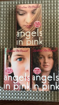 Angels in Pink Collection (Hardcover) Calgary, T3H