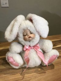 Musical Baby in a Bunny Suit
