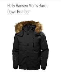Helly Hansen Men's Bardu Down Bomber