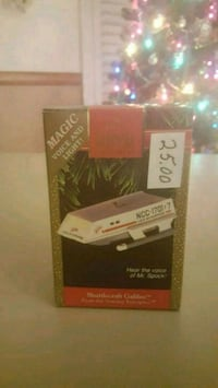 Star Trek tree ornament 2229 mi
