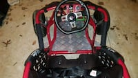 black and red car steering wheel controller Ft. Washington, 20744