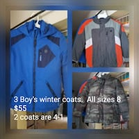 Boy's winter coats  Woodbridge, 22191