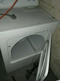 white front-load clothes washer Detroit, 48235