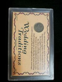 Lucky Wedding Coin   Mississauga, L5A 3X3