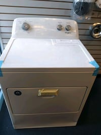 Whirlpool heavy duty dryer works great Free delivery 6 month warranty