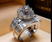 Brand new 925 Silver rings Del City, 73115