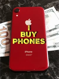 Apple iPhone RX Red  Ashburn, 20147