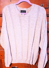 Men's sweater size L