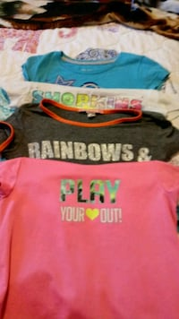 Girl 6-8 size clothes Greenville, 29615