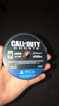 Call of Duty Ghosts East St. Paul, R2E 1J6