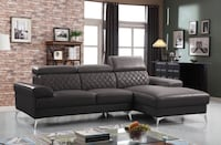 Sofa with Right Hand Facing Chaise Edmonton, T6E 0K9