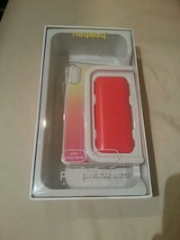Casing and power bank for iphone X Los Angeles, 90024