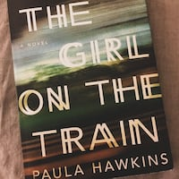 THE GIRL ON THE TRAIN PAPERBACK | PAULA HAWKINS Toronto, M8Y 4G9