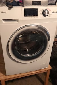 Make offer 120 volt ventless washer/dryer combo. New
