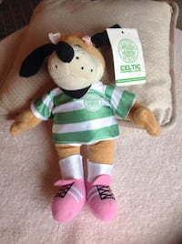 Glasgow Celtic FC Hoopy. New Reduced Price. Now only $5 Oshawa, L1H