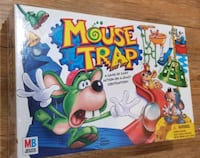 Classic Mouse Trap Game from Milton Bradley - New! Centreville, 20120