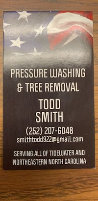 Lawn mowing pressure washing and tree removal  Virginia Beach