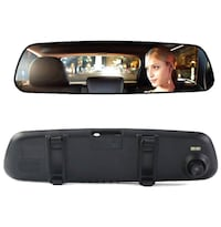 HD 1080P 4.3'' Rearview Mirror Dash Cam Toronto, M1R 3N6