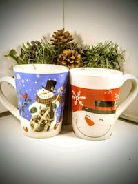 Holliday mugs 3 for $10 or $5 each