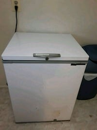 white and black single-door refrigerator Suitland-Silver Hill, 20746