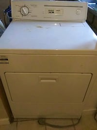white front load clothes dryer Moss Point