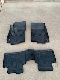 Weathertech floormats for Nissan - Rogue - 2015 Oklahoma City