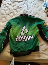 Amp energy Dale Earnhardt jr jacket