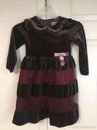 Toddler girls dress size 4 years Brampton, L6R