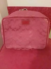 Auth COACH Make up travel bag Ponce Inlet, 32127