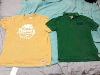 Authentic Roots Shirts  Toronto, M9V 2G8