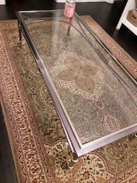 Glass coffee table  Thorold, L2V 2S4