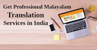 Get Professional Malayalam Translation Services in India NEWDELHI