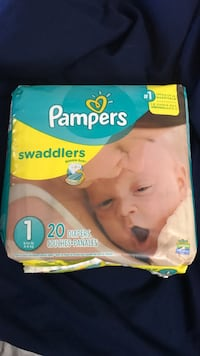 Pampers Size 1 Rancho Cucamonga, 91737