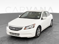 2012 Honda Accord sedan SE Sedan 4D White <br /> Gaithersburg