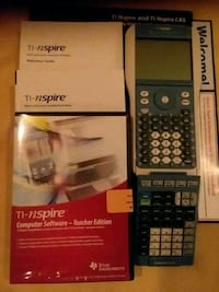 Texas Instrument TI-nspire Chevy Chase, 20815