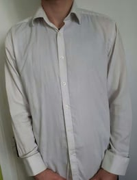 Chemise blanche Armand Thierry