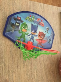 Pj masks mini basketball hoop. As is Niagara Falls, L2E 5H4