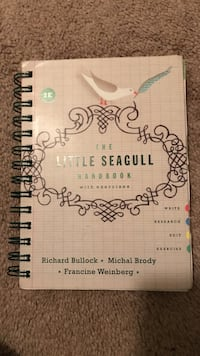 The little seagull handbook   Silver Spring, 20910