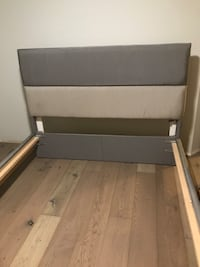 Uptown queen bed frame Coquitlam, V3K 6T8
