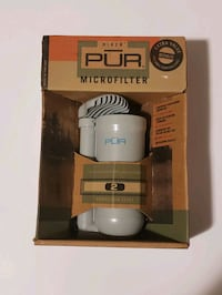 PUR Hiker Microfilter Water Filter Purification System