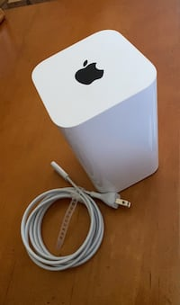 Apple AirPort Extreme 802.11AC Base Station Wireless Router 6th Gen Oxford, 06478
