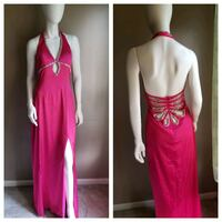 Prom or Formal Fushia gown Bowie, 20715