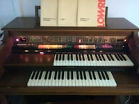 ANTIQUE 1984 LOWERY ORGAN Chico, 95928