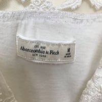Abercrombie embroidered top Ottawa